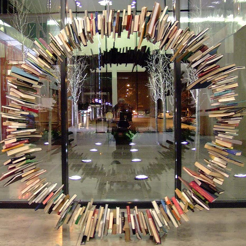 Book Sculpture - SQC