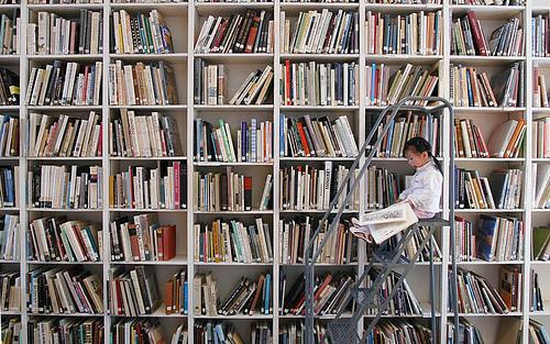 « Tome Reader » par Ozyman