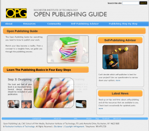 Les projets de l'Open publishing lab (OPL)  (Tools of Change for  Publishing)