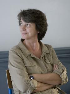 Virginie Clayssen - Photo par Élodie Picard