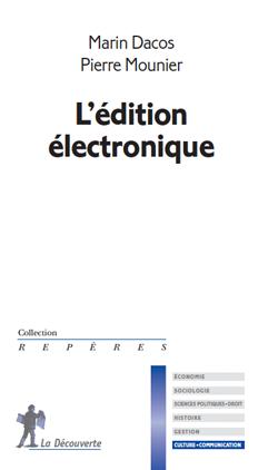 Couverture-L'édition électronique