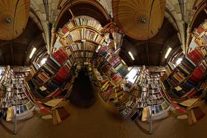 « La caverne aux livres » par gald, cc by-sa