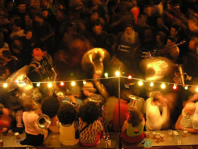Fête des Fanfares 2005 - Montpellier, par david-o.net (CC BY-NC-SA 2.0)